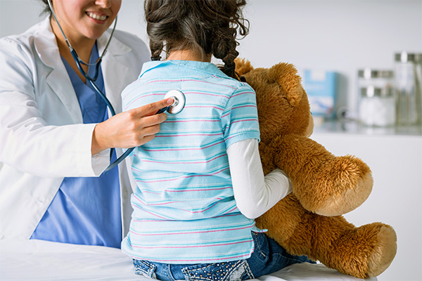 Praxis Health patients child
